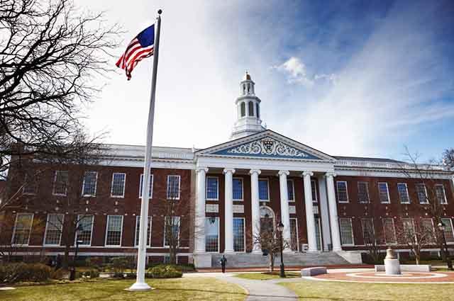 A universidade de Harvard foi fundada em 1636