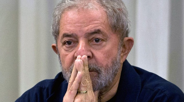 Lula foi condenado por Moro pelos crimes de corrupção e lavagem de dinheiro