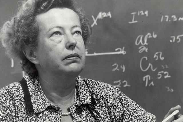 Entre as mulheres cientistas que fizeram história está Maria Mayer