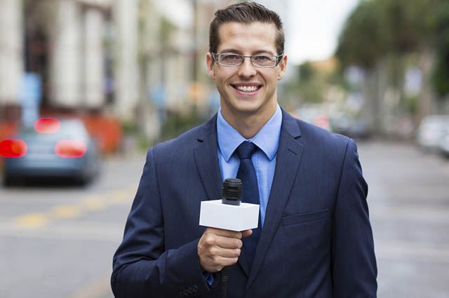 O jornalismo é uma profissão que atrai aqueles que gostam de escrever redação
