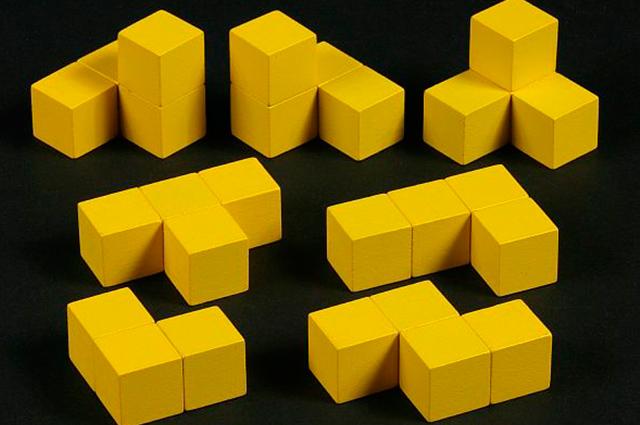 O cubo soma é um dos tipos de quebra-cabeça que agrega muitos benefícios para a mente