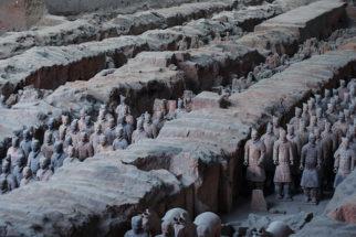 O Exército de Terracota