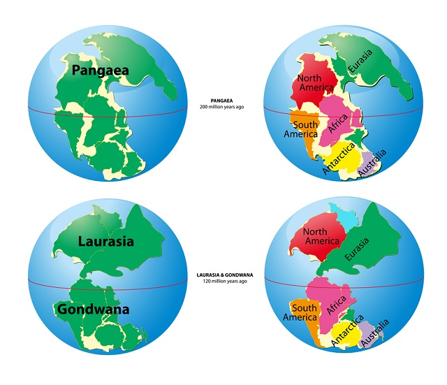Atualmente o mapa mundi contempla 5 continentes e neles centenas de países e suas capitais