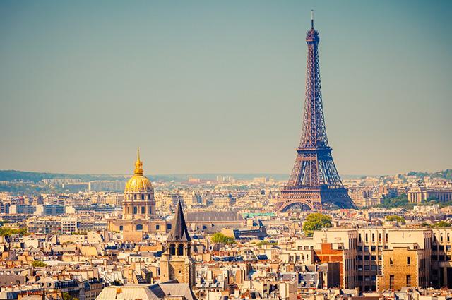O turismo tem um peso expressivo na economia da maioria dos países da Europa