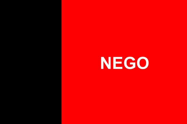 O significado da bandeira da Paraíba é fundamentado numa posição política