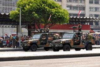 O que é e como funciona a intervenção militar