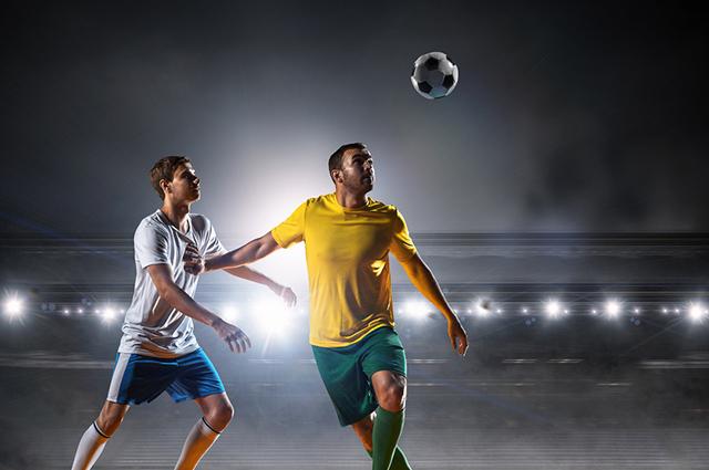 O Brasil já sediou a Copa do Mundo de Futebol 2 vezes, em 1950 e 2014