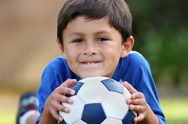 O projeto Copa do Mundo pode ser direcionado para crianças de diversas faixas etárias
