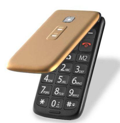 O modelo Multilaser P9043 é uma boa opção de celular para idoso