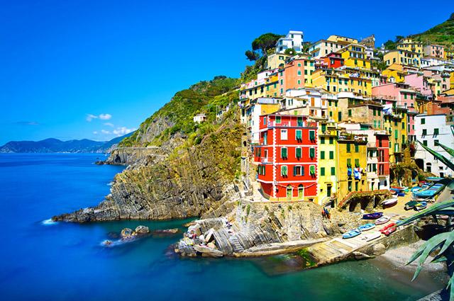 Cinque Terre faz parte das 11 principais cidades da Itália para turismo