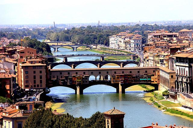 Florença faz parte das 11 principais cidades da Itália para turismo