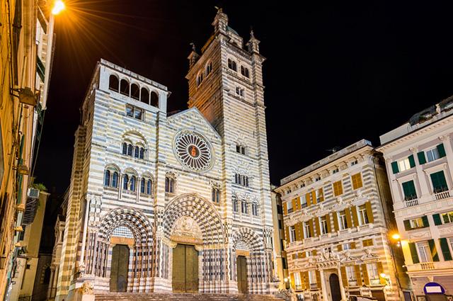 Gênova faz parte das 11 principais cidades da Itália para turismo
