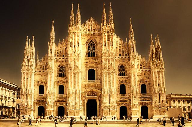 Milão faz parte das 11 principais cidades da Itália para turismo