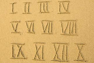 Tabela de números romanos de 1 a 1000