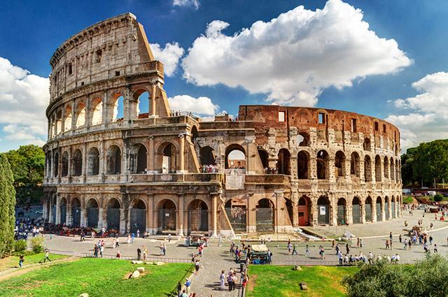 Roma faz parte das 11 principais cidades da Itália para turismo