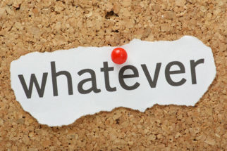 """""""Whatever"""": o que significa e tradução"""