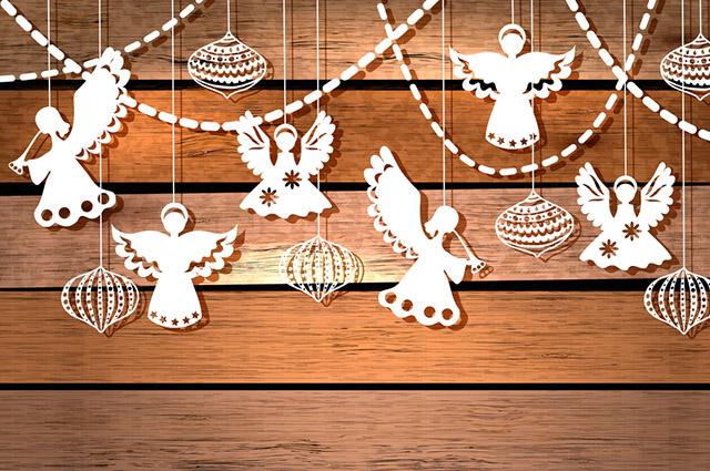 Anjos natalinos