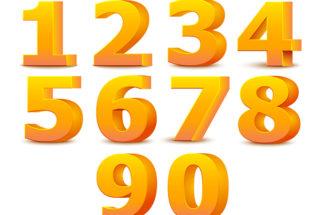 Cardinal numbers: estude números cardinais em inglês