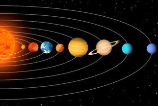 Quais são os menores planetas do nosso Sistema Solar?