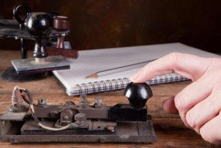 Código Morse: o que é e tabela de códigos