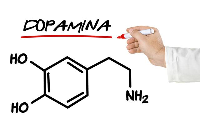 Elemento químico da dopamina