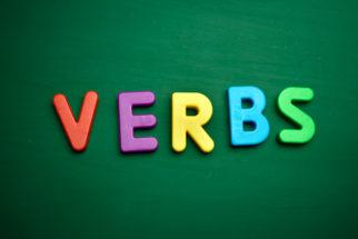Listas de verbos em inglês
