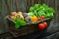 Vegetables: vegetais em inglês
