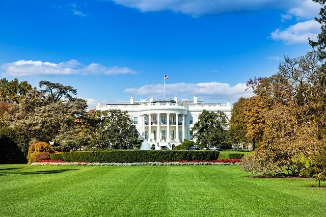 Vista da Casa Branca