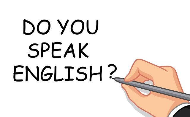 """""""Do you speak english?"""""""