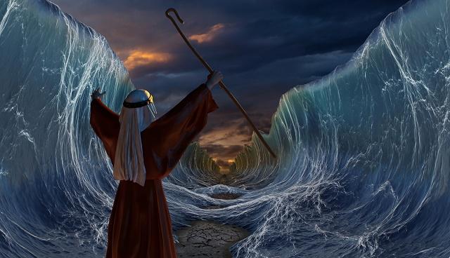 Moisés e o Mar Vermelho