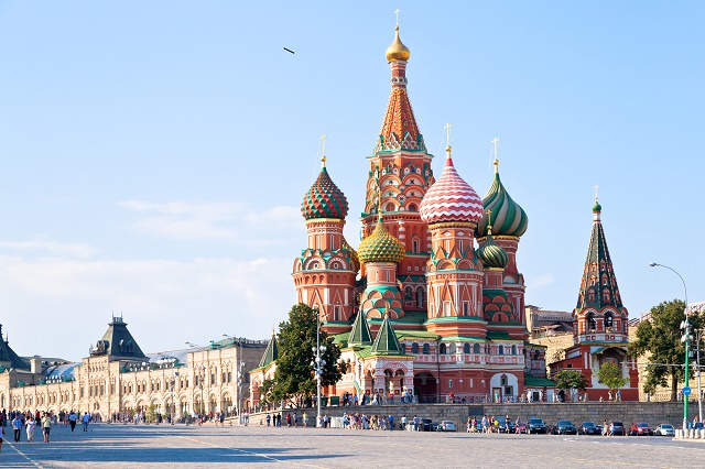 Arquitetura da Rússia